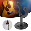 Guitar Holder Wall Mount Stand Hook Keeper for Ukulele Electric Acoustic Guitar