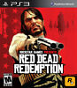 Red Dead Redemption  - Sony Playstation 3 Game