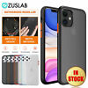 For Apple iPhone 11 Pro XS Max XR XS X Case Shockproof Slim Matte Cover