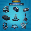 Ark Survival  Tek Transmitter, Storage, Replicator PVE NEW PS4-PS5