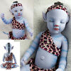 Anatomically Correct Silicone Sleeping Avatar Reborn Baby Doll Handmade Toddler