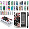 For HTC Desire 530 630 Anti Shock Studded Sparkle HYBRID Case Phone Cover + Pen