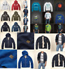 NWT Hollister by Abercrombie & Fitch men's hoodie sweater jackets SIZE S.M.L.XL
