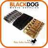 Quality 6 string Bass guitar bridge BB206 Black, Gold, or Chrome by Sung IL six