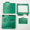 GBA SP Gameboy Advance SP Housing Shell Case Kit Replacement Part Emerald