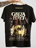 Greta Van Fleet Shirt,Greta Van Fleet Black T-Shirt,Greta Van Fleet Tour Shirt