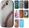 For Samsung Galaxy S4 S IV IMPACT Verge HYBRID Case Skin Phone Cover Accessory