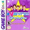 GameBoy Color Game GBC GBA SP ~ NSYNC: GET TO THE SHOW ~ 4 minigames