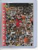1995-96 Upper Deck Michael Jordan He's Back RETRO Insert Card 92-93 Upper Deck