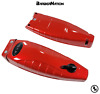 🩸🩸Custom Red Andis Cordless T-Outliner Trimmer 74000 Replacement Housing🩸🩸