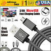 NEW USB Cable Micro USB Fast Charging Cable 3/6FT Data For Samsung Android Phone