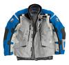BMW Motorrad Rallye Gray/Blue Jacket Men's Motorcycle/Motorbike RIDE